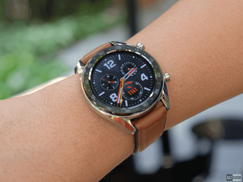 Huawei Watch GT is a stunning smartwatch with an attractive price tag in PH!