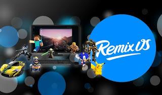 محاكى, اندرويد, قوى, لتشغيل, العاب, وتطبيقات, الاندرويد, على, الكمبيوتر, Remix ,OS ,Player