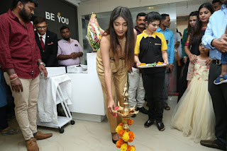 Priya Vadlamani Inaugurates BeYou Salon at Puppalaguda, Hyderabad