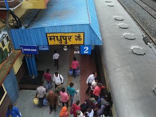 Madhupur junction