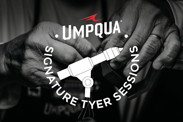 UMPQUA - Live Signature Tyer Sessions