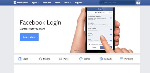 Facebook.com Login Sign in