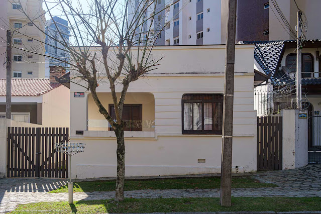 Uma casa na Elbe Pospissil