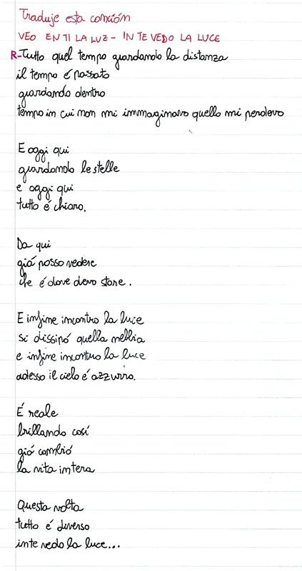 Studiamando Liberamente La Canción De Septiembre Por Fin Ya Veo La Luz