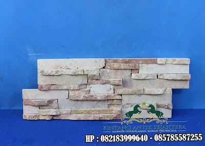 Wall Cladding Batu Alam | Wall Cladding Design Interior