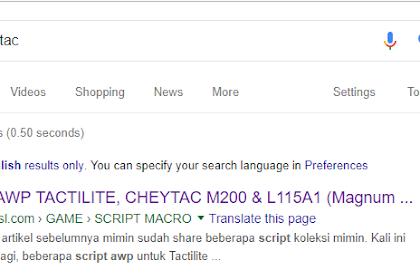 Cara Cek Ranking Artikel Pada SERP Google