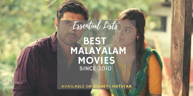 best Malayalam movies since 2010 available online on Disney Hotstar