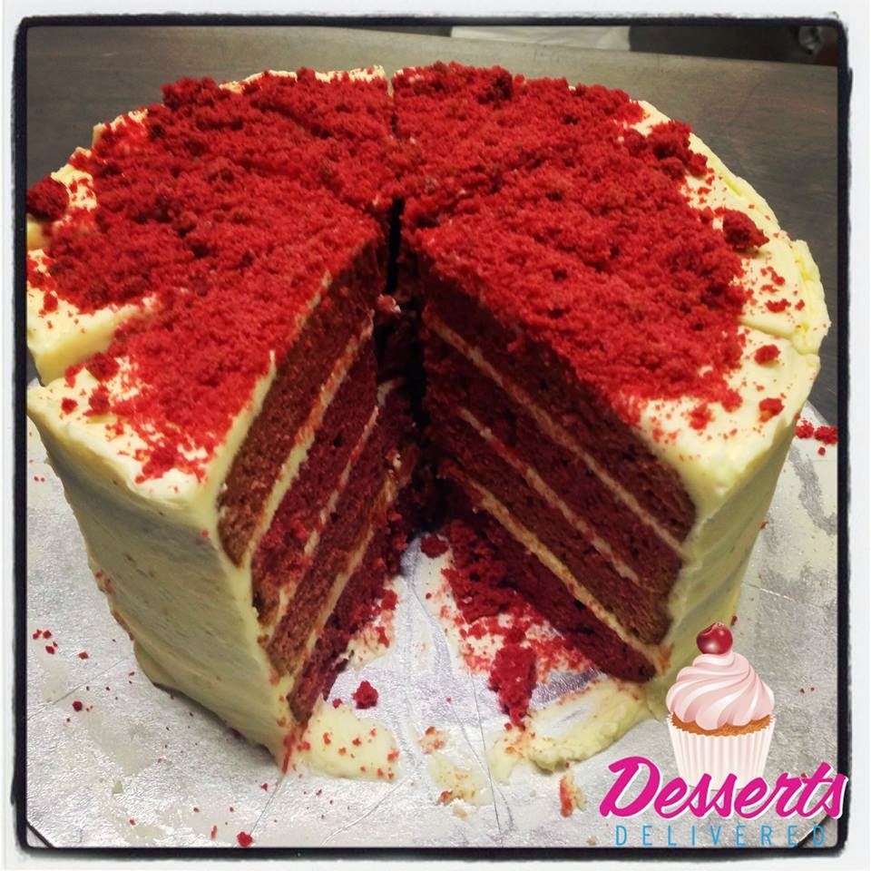Waitrose Chocolate Cake Advert