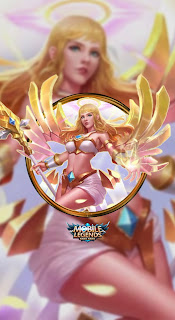 Rafaela Wings of Holiness Heroes Support of Skins V3