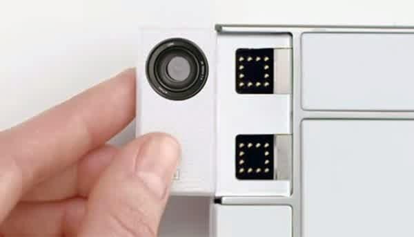 Toshiba Launches Smartphone Camera Module for Mobile Ara Project