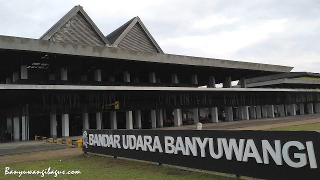 Fakta-fakta tentang Bandara Banyuwangi-Blimbingsari.