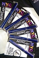 NYC Instant Lash mascara best lower lashes natural separates defines volume Walmart haul