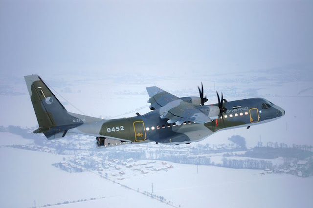 Czech Air Force orders C295