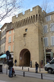 Puerta o Porte Bourg-Neuf.
