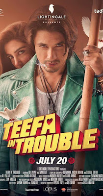 Teefa in Trouble 2018 Hindi Movie 720p HDRip 750Mb x265 HEVC