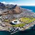 Кейптаун в Южной Африке