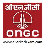 ONGC Graduate Trainee Recruitment 2018