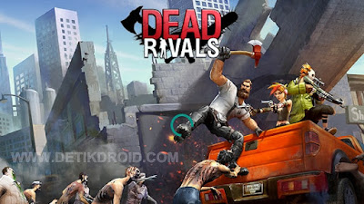 Download Dead Rivals Zombie MMO APK