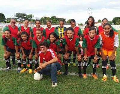 Futebol Feminino Luzilandense: AFFEL estréia com vitória em campeonato