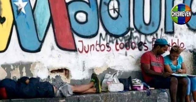 RÉCORD   Venezuela alcanza el primer lugar como el país más miserable del mundo
