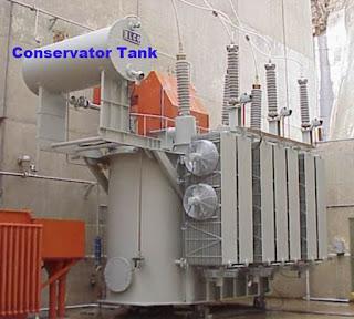 Transformer Oil Conservator tank
