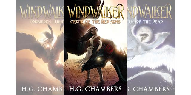 "Find all three ""Windwalker"" books on Goodreads!"