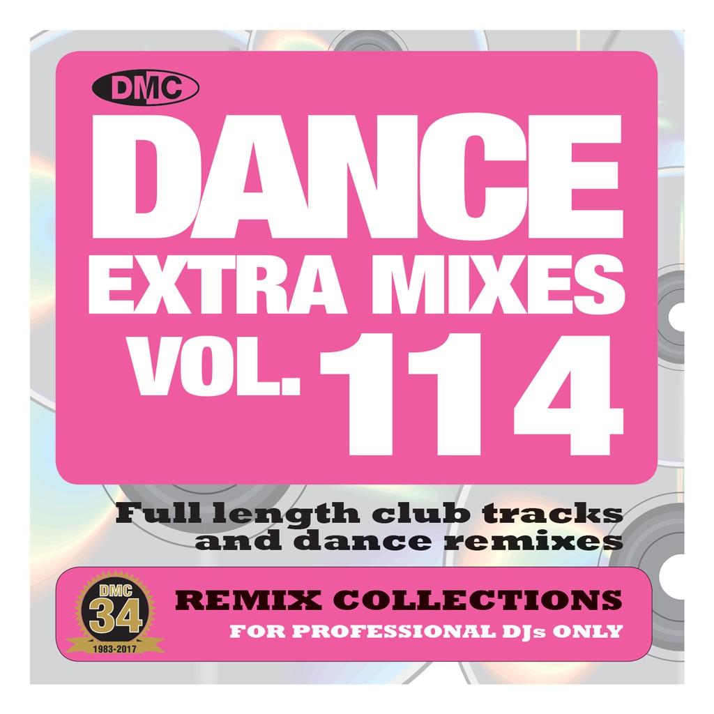Download DMC Dance Extra Mixes 114 (2017), Baixar DMC Dance Extra Mixes 114 (2017)