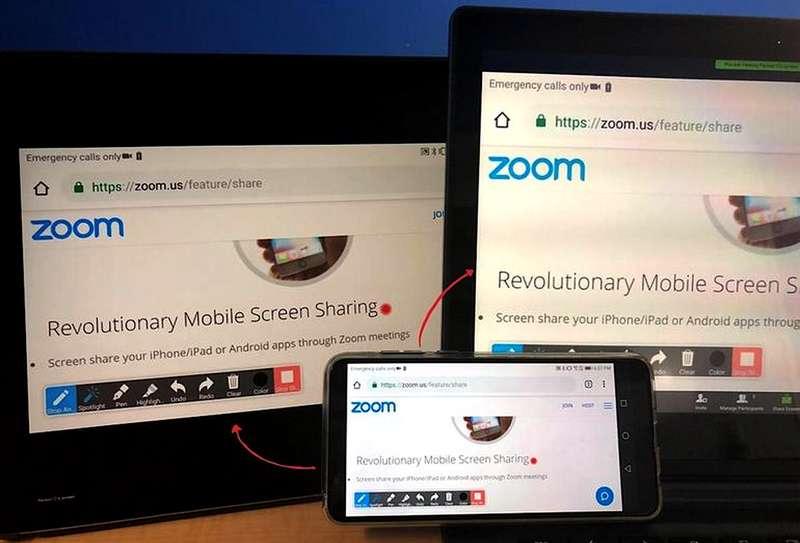 Aplikasi Video Conference Zoom Populer untuk Rapat dan Kuliah Online (zdnet.com)