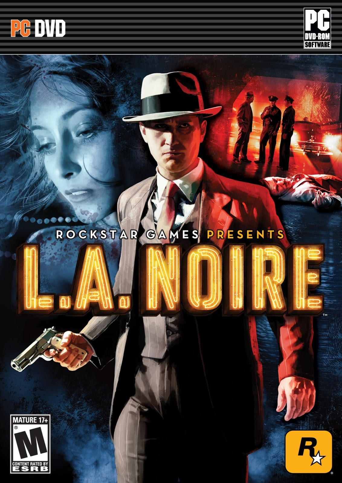La Noire Download Black Gold