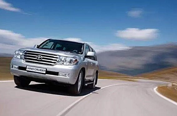 2018 Toyota Land Cruiser Redesign