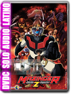 POSTER - Mazinger Edition Z: The Impact! (2009) [DVDC NTSC][5 DVDs][HDTV][Audio SOLO Latino]