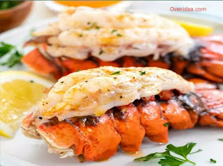 how to cook lobster tails in the oven?
