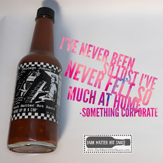 Pop Punk Hot Sauce
