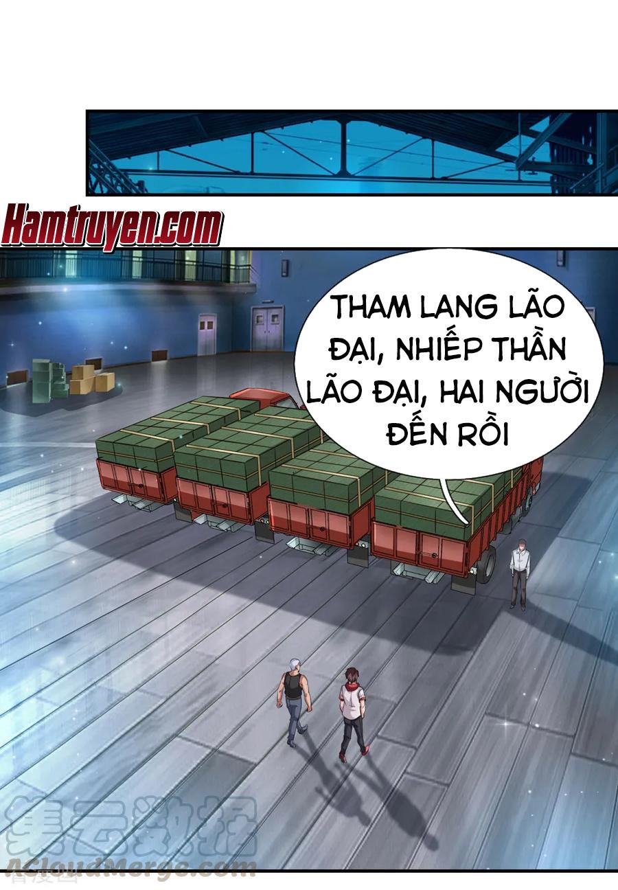 Tuyệt Thế Phi Đao chap 249 - Trang 8