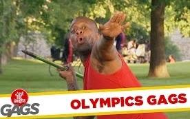 Javelin, Boxing Kangaroo & Ball Game Pranks – Olympics Edition