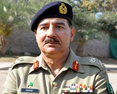 Prime Minister Nawaz Confirms Lt General Raheel Sharif As ...