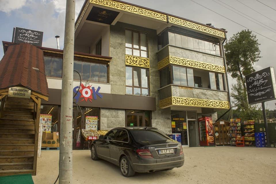 Alibey Butik Otel Cafe