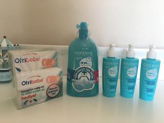 abc derm bebek bakım ürünleri
