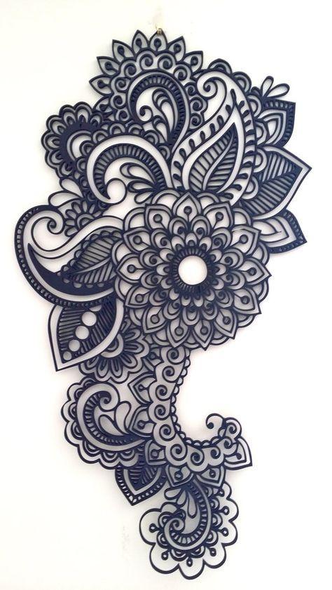 Gambar tato batik untuk di lengan