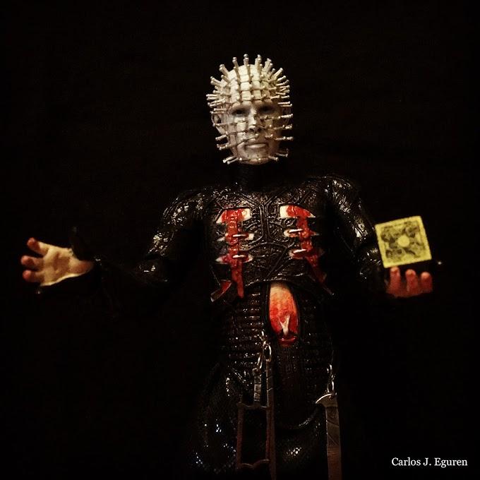 El Sumo Sacerdote del Terror: Pinhead de Hellrairser
