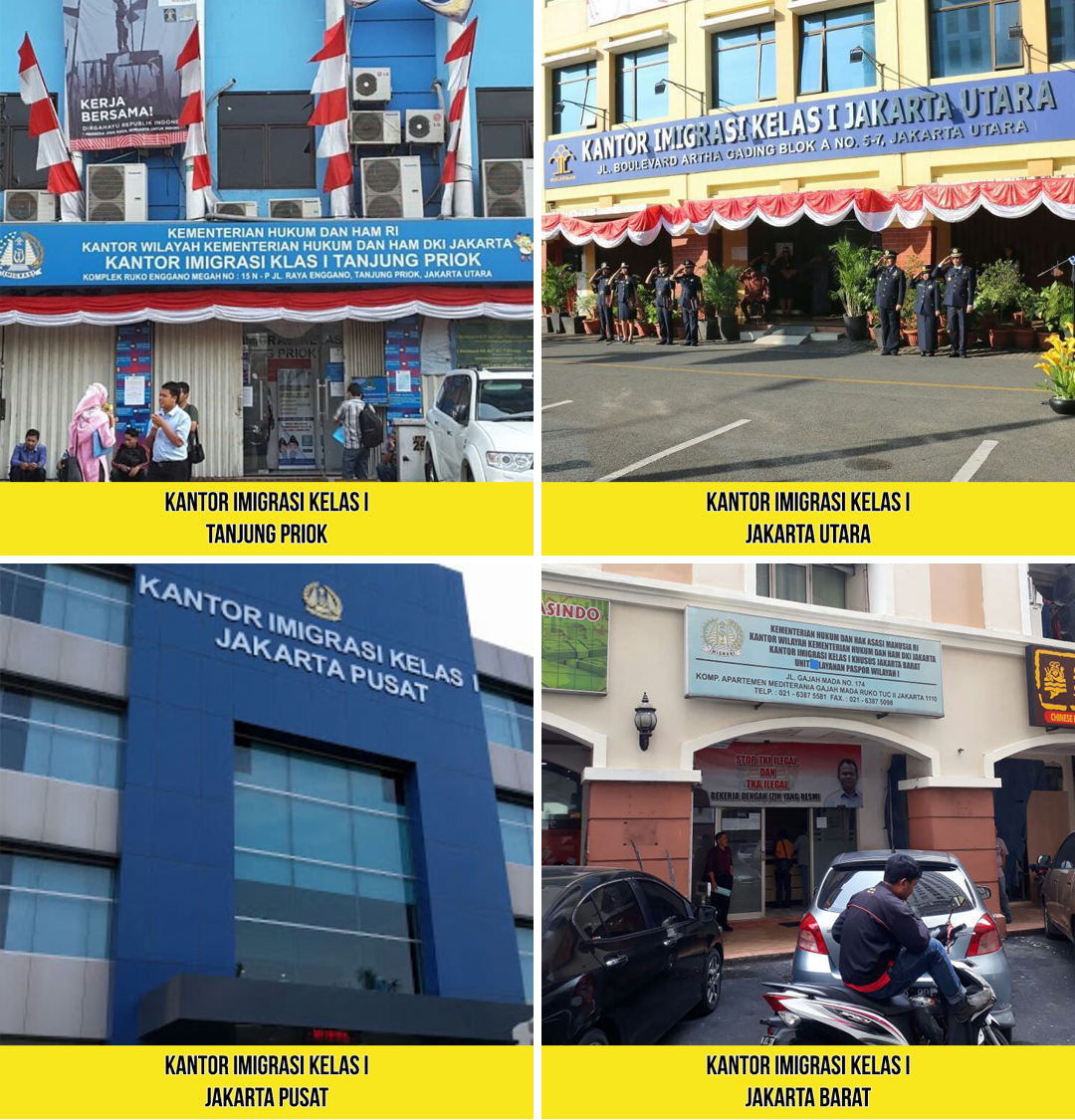 Kantor Imigrasi Jakarta
