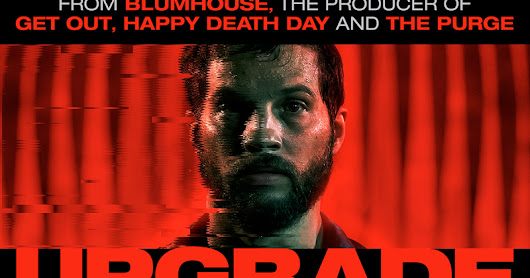 Upgrade (2018) Review