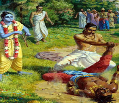 Mahabharat Jarasandh death Story in Hindi