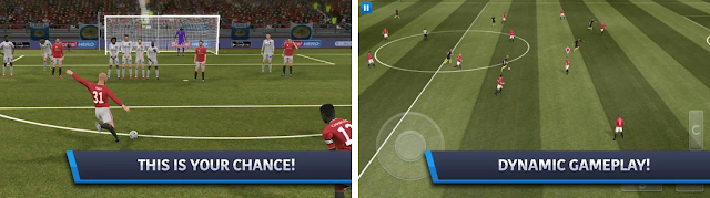 Free Download Dream League Soccer 2017 MOD APK Data Terbaru v4.02 Unlimited Money for Android