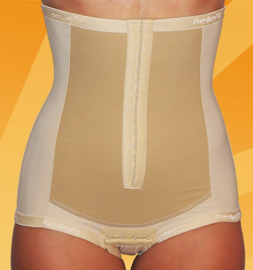 Pregnancy: Postpartum Girdle Corset C Section Recovery