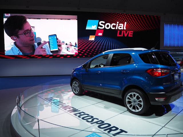 Ford EcoSport - LA Auto Show