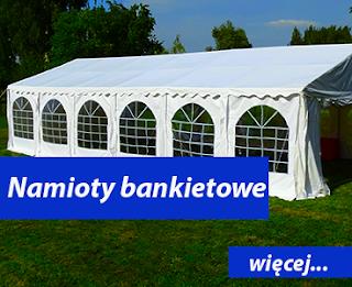 Namioty Bankietowe Wrocław Świdnica