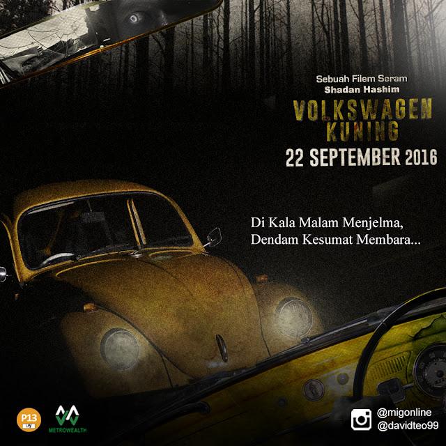 Sinopsis Volkswagen Kuning