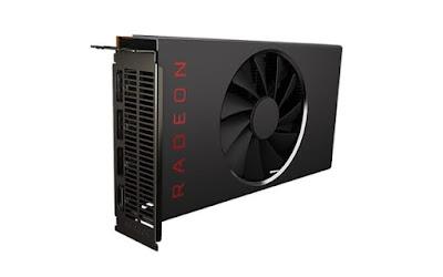AMD officially announces the new RX 5500 XT card