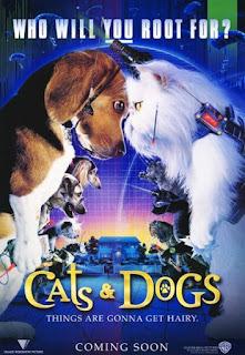 Cats & Dogs (2001) สงครามพยัคฆ์ร้ายขนปุย